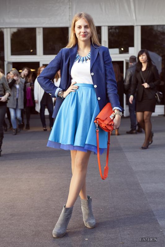 Fashion Week Poland stylizacje blogerów